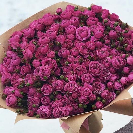 Мистики: букеты цветов на заказ Flowwow