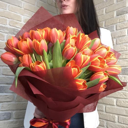 35 сортовых тюльпанов