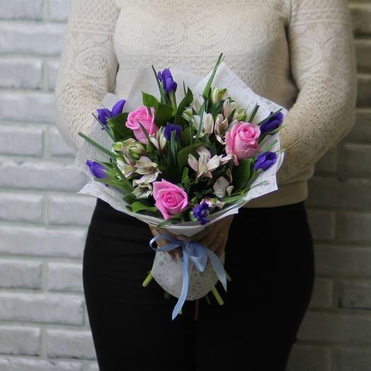 Челси: букеты цветов на заказ Flowwow