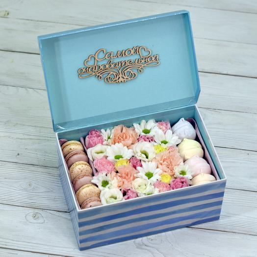 Pretty Box: букеты цветов на заказ Flowwow