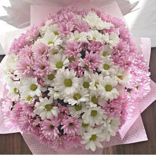 """""""Нежное облако"""": букеты цветов на заказ Flowwow"""
