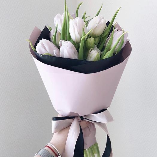 Букет 55: букеты цветов на заказ Flowwow