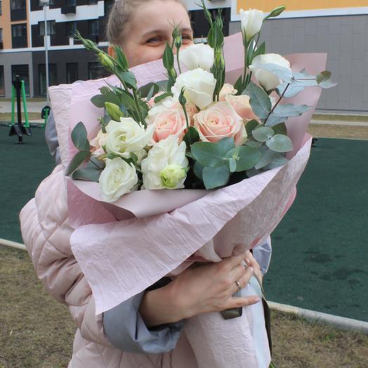 Променад: букеты цветов на заказ Flowwow