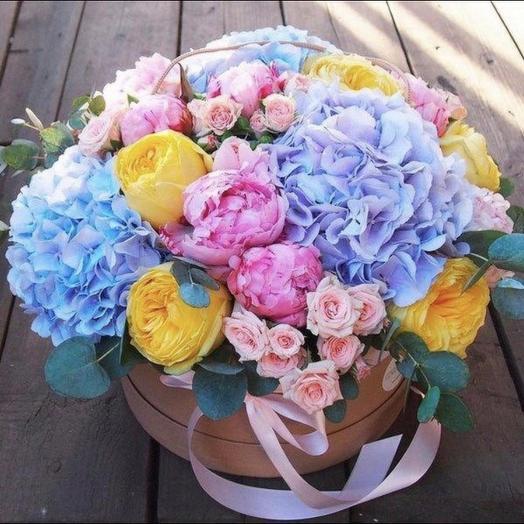 «Санрайс»: букеты цветов на заказ Flowwow