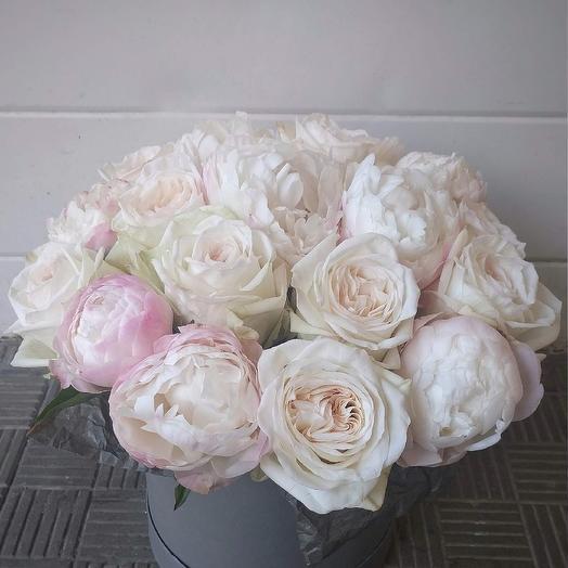 White clouds: букеты цветов на заказ Flowwow