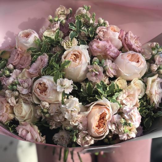 Букет «Шампань»: букеты цветов на заказ Flowwow
