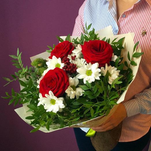 FLOW *7: букеты цветов на заказ Flowwow