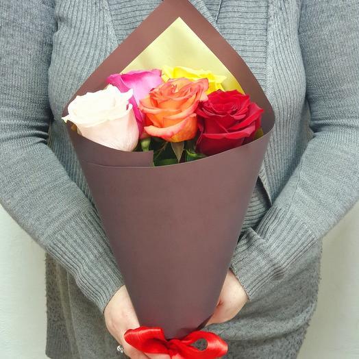 Букет 154: букеты цветов на заказ Flowwow