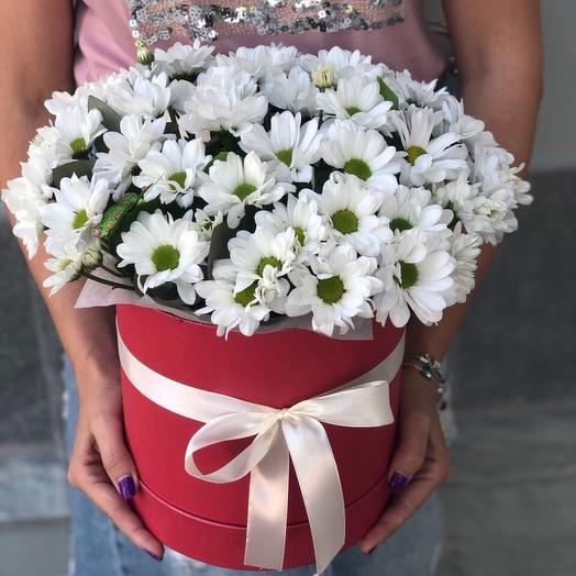 «Ромашки»: букеты цветов на заказ Flowwow