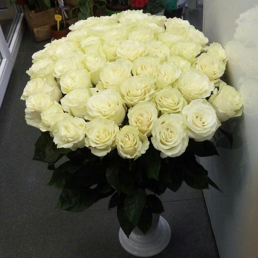 Букет из 49 роз (70см)