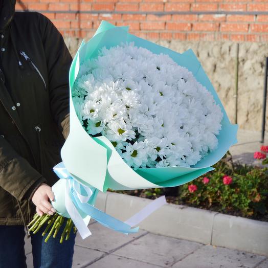 """Букет """"Белое облако"""": букеты цветов на заказ Flowwow"""