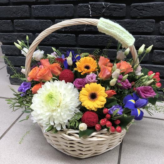 Корзина 3: букеты цветов на заказ Flowwow