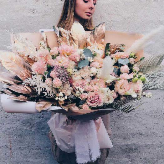Моя царица: букеты цветов на заказ Flowwow