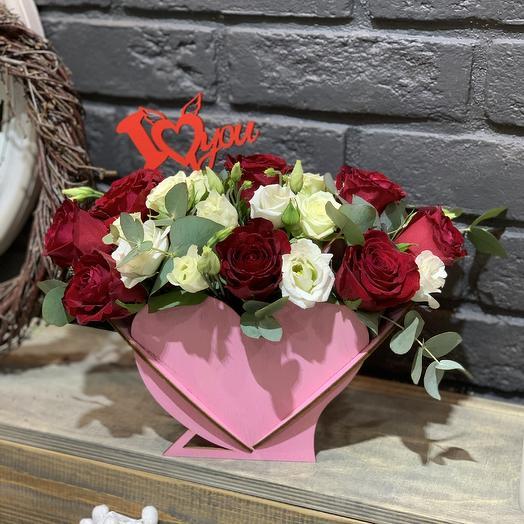 Романс: букеты цветов на заказ Flowwow