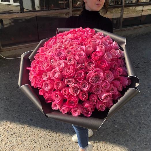 "101 Роза ""Алл Фор Лав"""