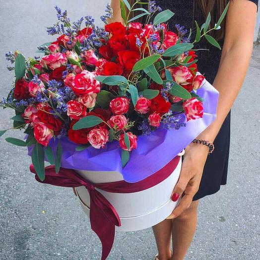 Шторм: букеты цветов на заказ Flowwow