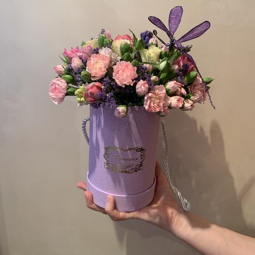 Облачное чувство: букеты цветов на заказ Flowwow