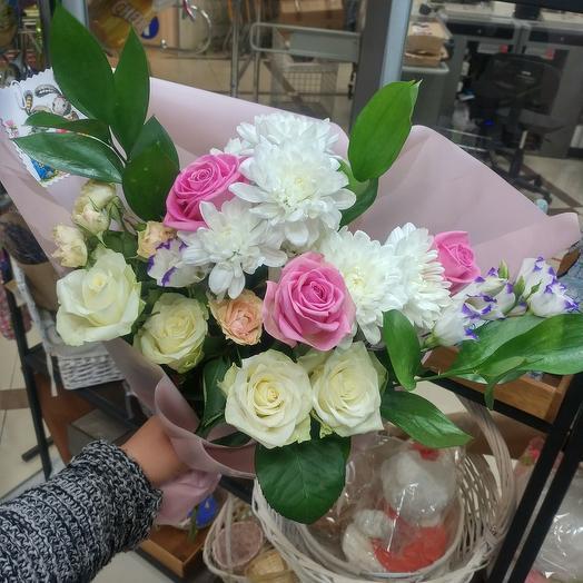 Райское наслаждение: букеты цветов на заказ Flowwow