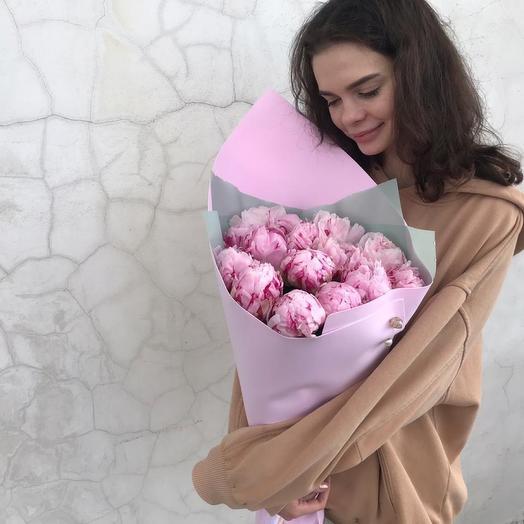 Пн03: букеты цветов на заказ Flowwow