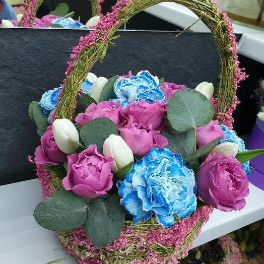 Карзина: букеты цветов на заказ Flowwow