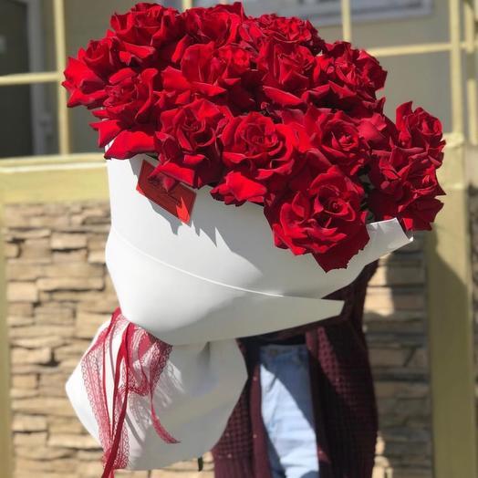 Букет роз Мадам Софи