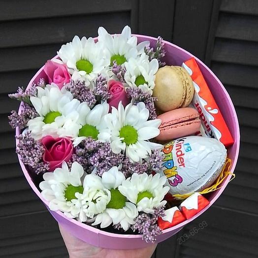 коробочка с сладостями