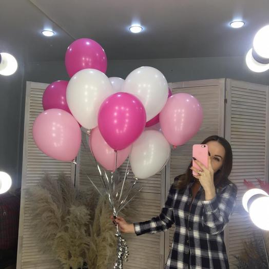 11 шариков