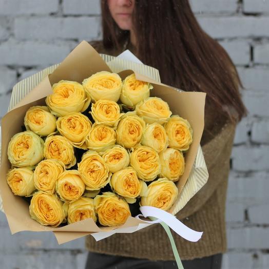 Пионовидная роза Каталина