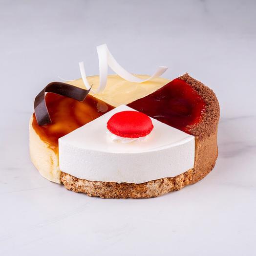 Торт «Чизкейк ассорти» мини