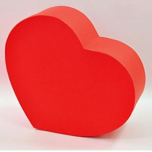 Подарочная коробка сердце ️