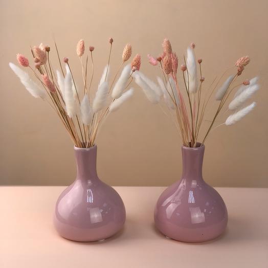 Композиция с вазой