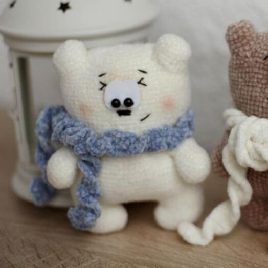 Handmade Teddy Bear toy