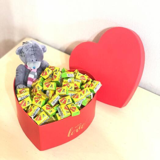 Love is в коробке