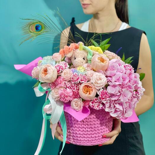 Тифанни VIP розовый Единорог