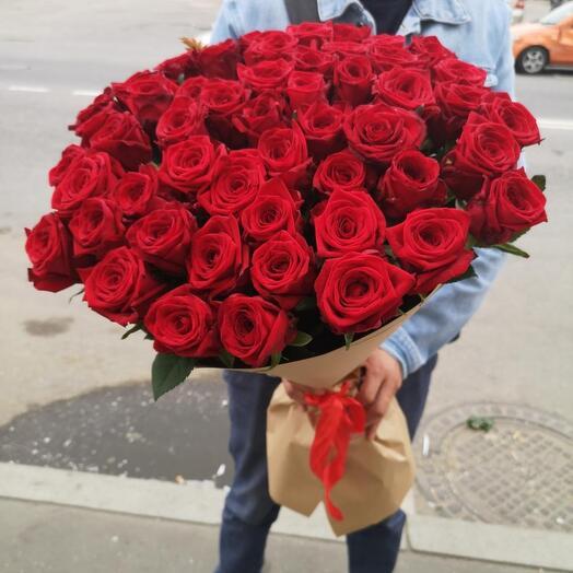 51 премиум Роза 🌹