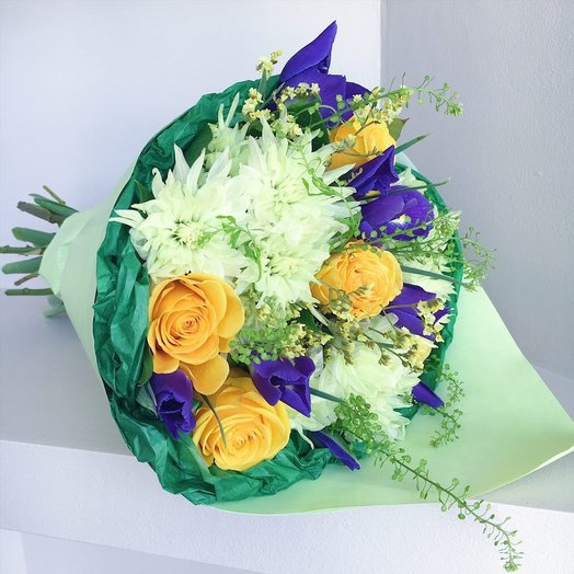 Джелато: букеты цветов на заказ Flowwow