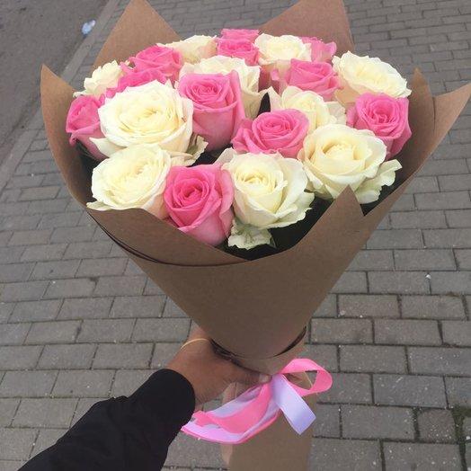 Роза для всех: букеты цветов на заказ Flowwow