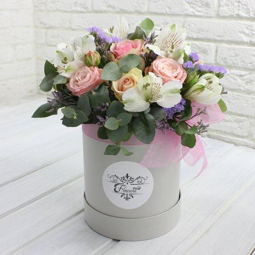 Лиза: букеты цветов на заказ Flowwow