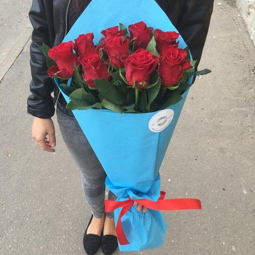 La paloma: букеты цветов на заказ Flowwow