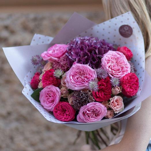 Букет гипноз: букеты цветов на заказ Flowwow