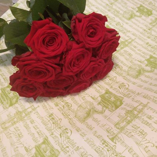 """""""Классика жанра"""": букеты цветов на заказ Flowwow"""