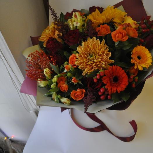 Радость дня: букеты цветов на заказ Flowwow