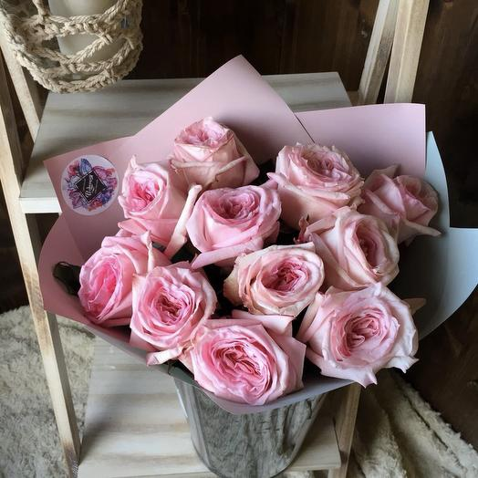 Монобукет Пинк О  Хара: букеты цветов на заказ Flowwow