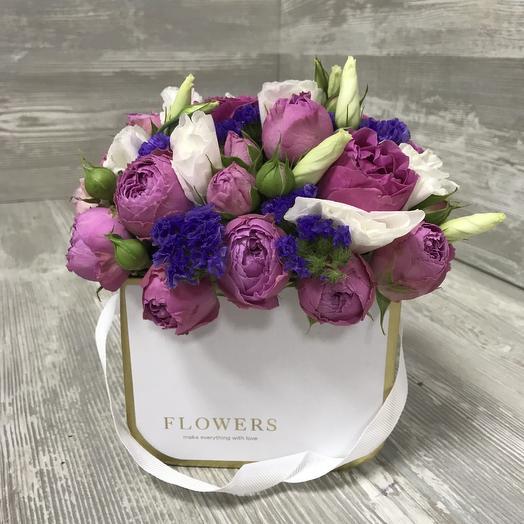 Ягодный комплимент: букеты цветов на заказ Flowwow