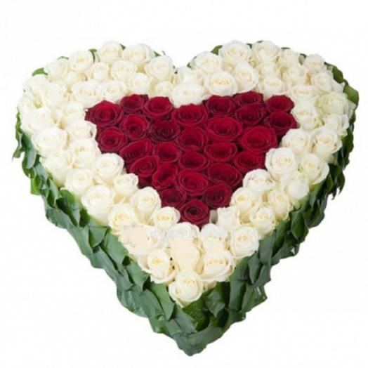 Ты и Я: букеты цветов на заказ Flowwow