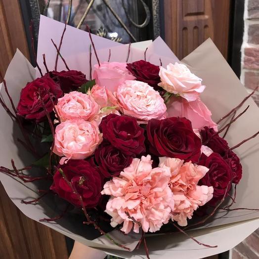 Букет яркий: букеты цветов на заказ Flowwow