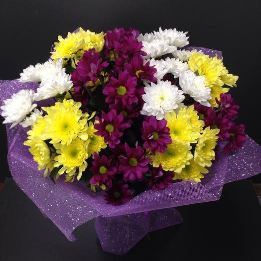 Хризи: букеты цветов на заказ Flowwow