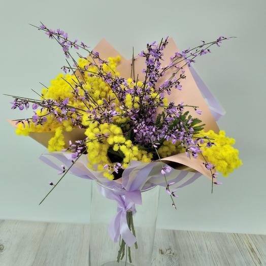 """Букет """"Кассиопея"""": букеты цветов на заказ Flowwow"""