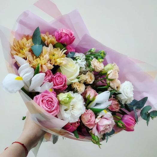 Спринг🌿: букеты цветов на заказ Flowwow