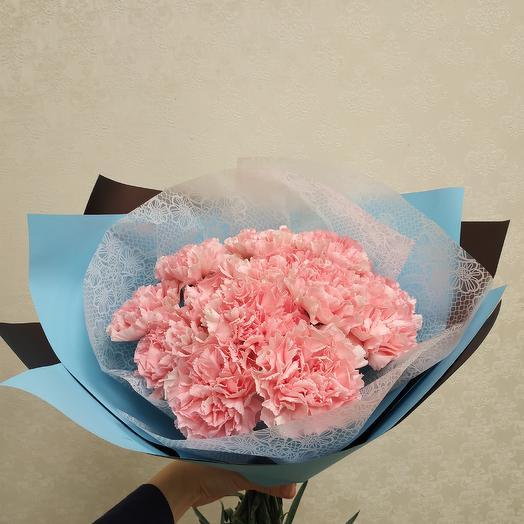 Летнее облако: букеты цветов на заказ Flowwow